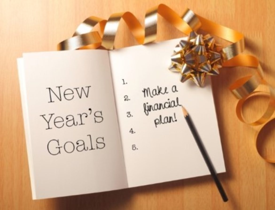 Financial New Year's resolution